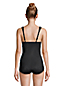 Women's V-neck Tunic Slender Mastectomy Swimsuit