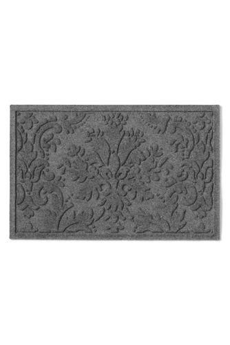 Bungalow Flooring Waterblock Doormat Damask