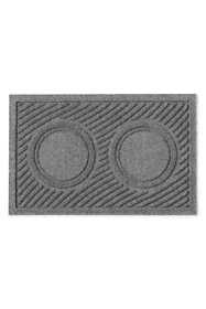 Bungalow Flooring Waterblock Dog Mat Bowl Wave