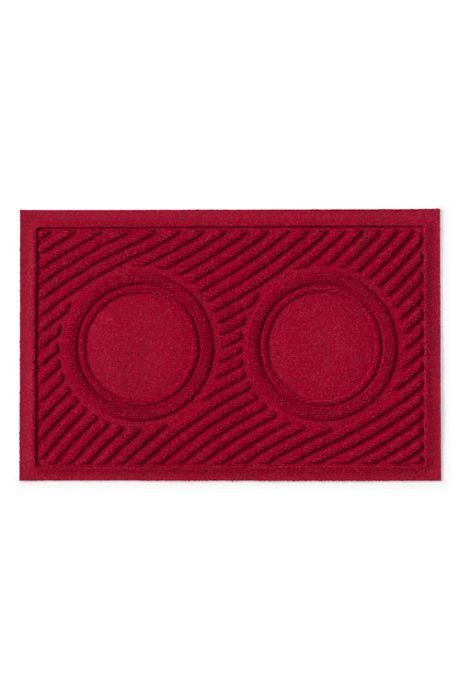 Waterblock Dog Mat Bowl Wave