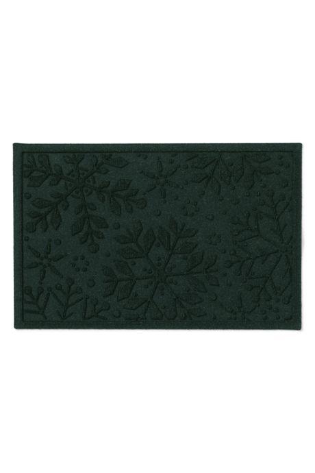 Waterblock Doormat Snowflake