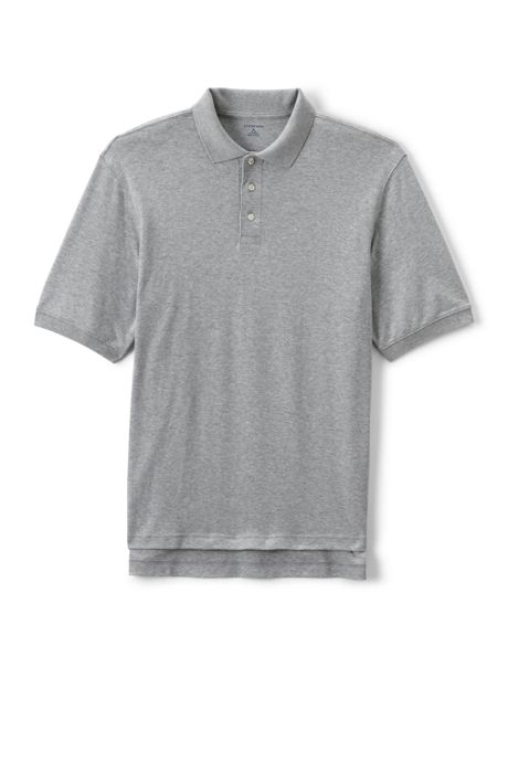 Kids Short Sleeve Interlock Polo