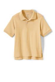 Little Kids Short Sleeve Interlock Polo