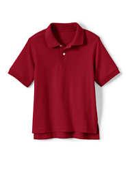 Kids Husky Short Sleeve Interlock Polo