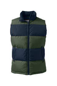 Men's Rugby Stripe 600 Down Vest