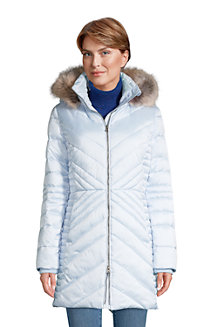 Women's Thermoplume Fleece Lined Coat