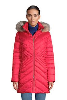 Women's ThermoPlume Fleece Lined Coat