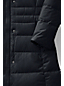 Women's Petite Down Coat with Stretch