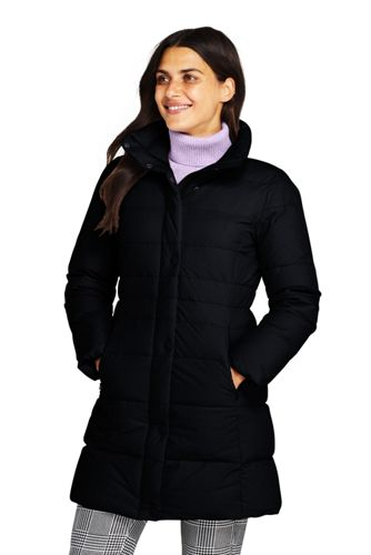 Warmer Wintermantel THERMOPLUME mit Fleece für Damen | Lands