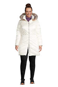Women's Plus Size Insulated Plush Lined Winter Coat