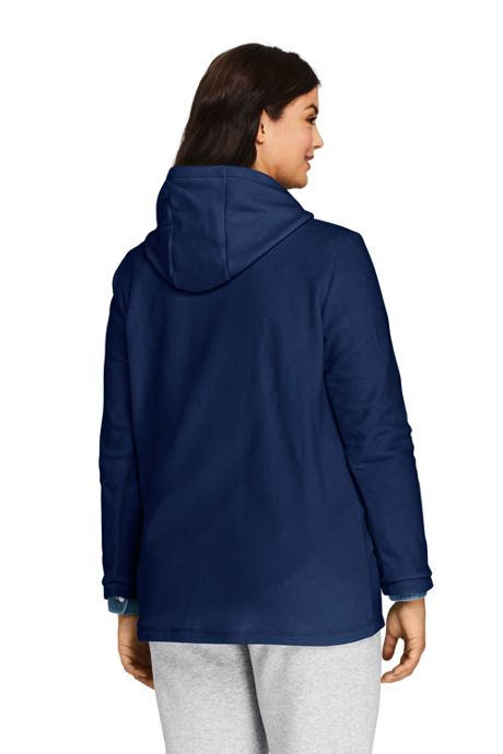 Women's Plus Size Fleece Hoodie