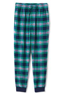 Pantalon de Pyjama en Flanelle, Homme
