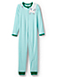 Girls' Graphic Fleece Onesie