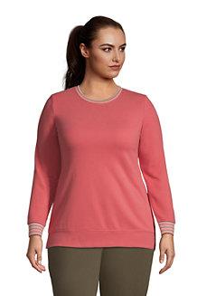 Women's Serious Sweats Sweatshirt Tunic