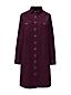 Robe Chemise en Velours Côtelé, Femme Stature Standard