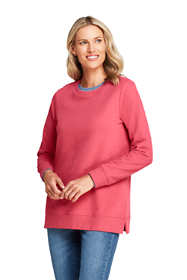 Women's Serious Sweats Crewneck Long Sleeve Sweatshirt Tunic