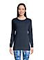 Women's Petite Serious Sweats Sweatshirt Tunic