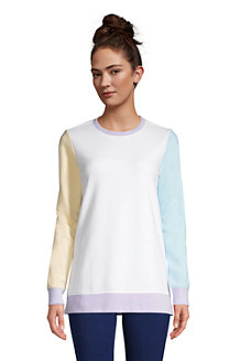 Women's Serious Sweats Sweatshirt Tunic