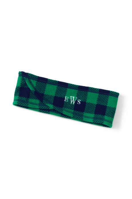 Women's Fleece Winter Headband - Print