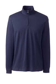 Men's Quarter Zip Super T