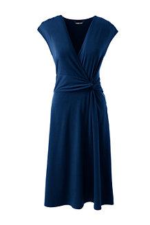 Wickelkleid aus Jersey für Damen