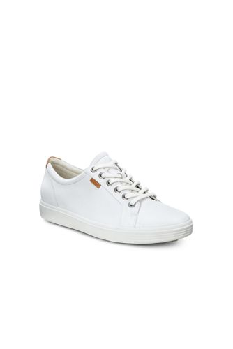 Women's ECCO Soft 7 Leather Trainers