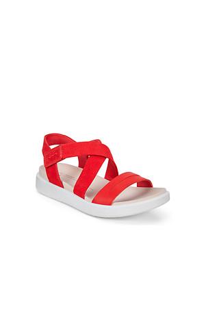 0c676540 Women's ECCO Flowt Cross Strap Comfort Sandals