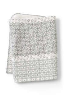 Sorrento Pattern Throw Blanket, Front