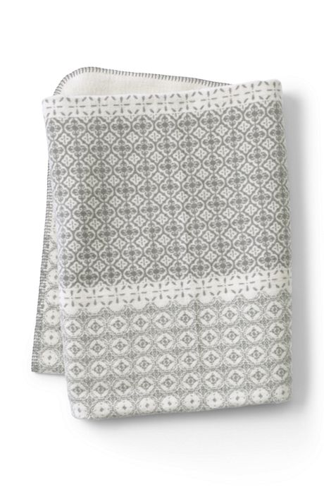 Sorrento Pattern Throw Blanket