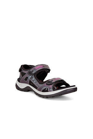 clear and distinctive recognized brands new season Women's ECCO Offroad Yucatan Trekker Sandals | Lands' End