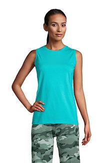 Women's Supima Cotton Vest Top
