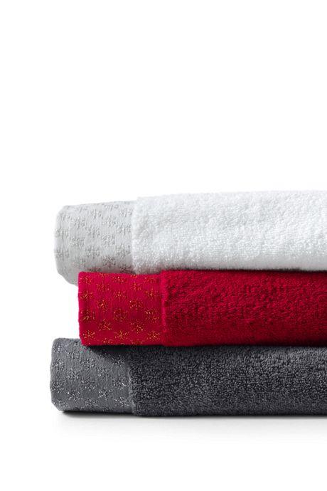 Supima Christmas Towel