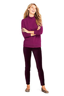 Women's Serious Sweats Turtleneck Long Sleeve Sweatshirt , alternative image