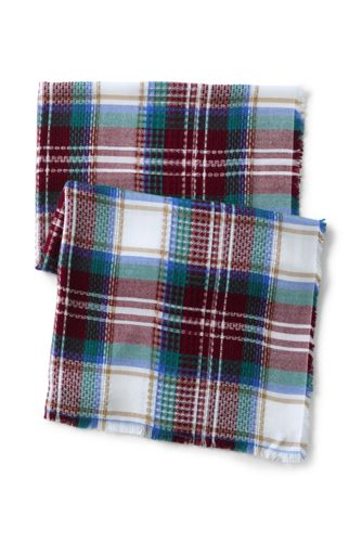 レディス・ブランケット・スカーフ
