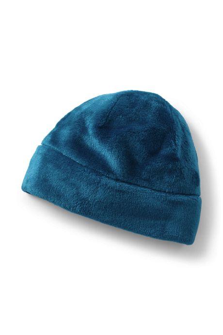 Women's Softest Fleece Beanie Hat