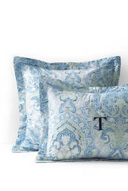 Italian Percale Printed Shams