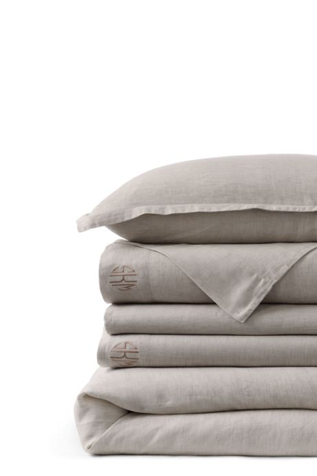 Linen Chambray Duvet Cover