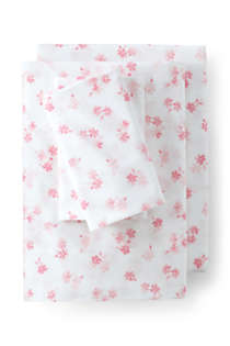 Supima Cotton Percale Printed Sheets - 300 Thread Count, Front