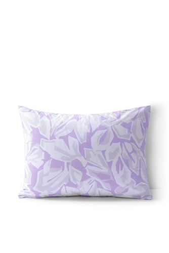 Easy Care Percale Printed Sham - 200 Thread Count