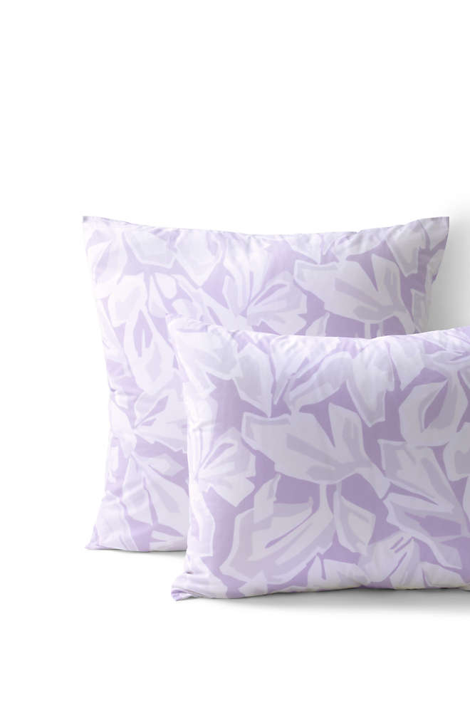 Easy Care Percale Printed Sham - 200 Thread Count, alternative image