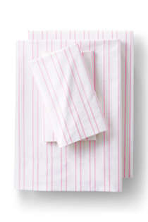 Easy Care Percale Printed Pillowcases, Front
