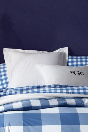 200 Easy Care Percale Solid Shams