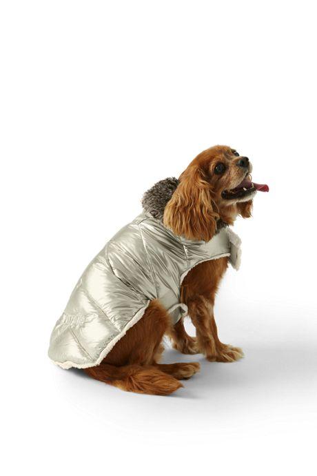 Dog Puffer Vest