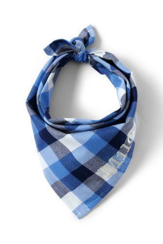 All Season Flannel Dog Bandana