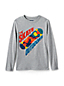 Toddlers Boys' Applique Graphic T-Shirt