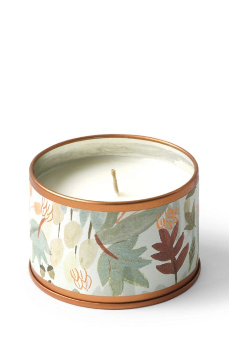 Seasonal Candle Tin