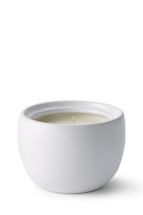 Apple Ceramic Candle
