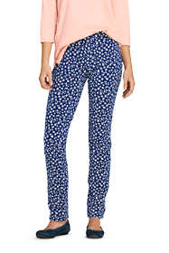 Women's Tall Mid Rise Starfish Slim Leg Pants Pattern