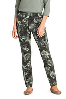 Women's Tall Starfish Mid Rise Slim Leg Pants, Front