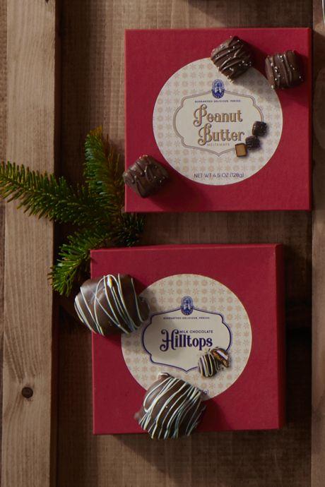 Milk Chocolate Hilltops